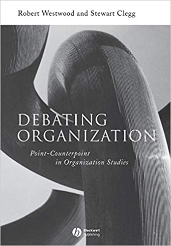 Pointcounterpoint On Every Student >> Debating Organization Point Counterpoint In Organization Studies