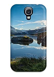Laura Chris's Shop New Style premium Phone Case For Galaxy S4/ Sunrise Tpu Case Cover 8381256K40482366