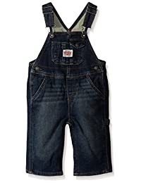Levi's Baby Boy's Knit Overall with Snappy Tape