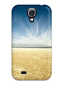 New Style Tpu S4 Protective Case Cover/ Galaxy Case - Renesse Beach