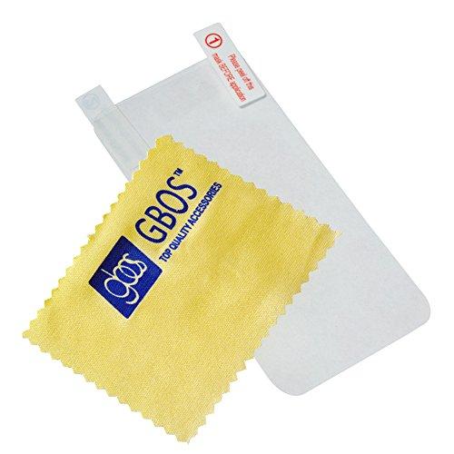 GBOS® Schwarz Luxuxantike-reiche lederne Standplatz-Mappen-Schlag-Fall-Abdeckung für APPLE IPHONE X mit Schirm-Schutz
