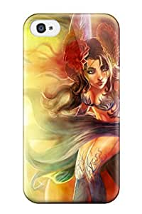 TYH - Cleora S. Shelton's Shop 4957458K95443282 Durable Defender Case For ipod Touch 4 Tpu Cover(fairy) phone case