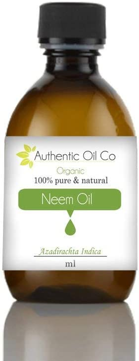 Aceite de neem 100% puro orgánico Grado 10ml