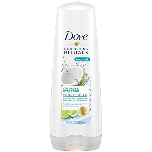 Dove Nourishing Rituals Conditioner, Coconut & Hydration, 12 oz