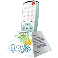 50-pack Clean Remote® CR1 Universal TV Remote required by Best Western