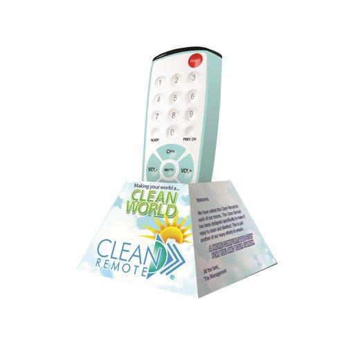 50-pack Cleanリモート® cr1ユニバーサルTVリモートで必要なBEST WESTERN   B00E3UL1YW
