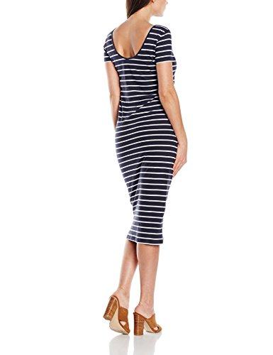 Multicolore Stripes Night Donna 15112079 Only Sky Vestito Cxq8Cw6