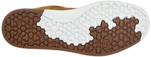 Amarillo Cordones Wheat 231 Oxford Zapatos Davis de para Square Hombre Nubuck Timberland zxqB8wICw