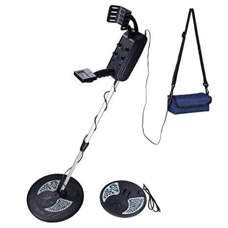 Amazon.com : MD-5008 High Sensitivity 3.5M Underground Metal Detector Gold Digger Treasure for Gold Coins Relics : Garden & Outdoor