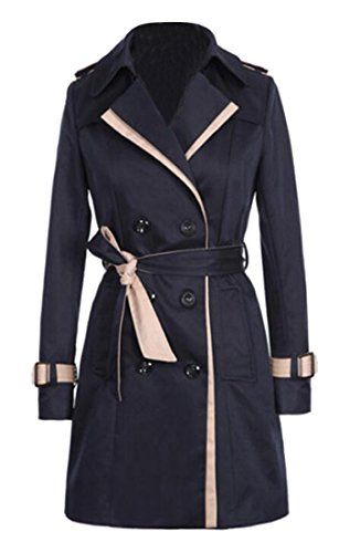 Classic Belted Trench - 3