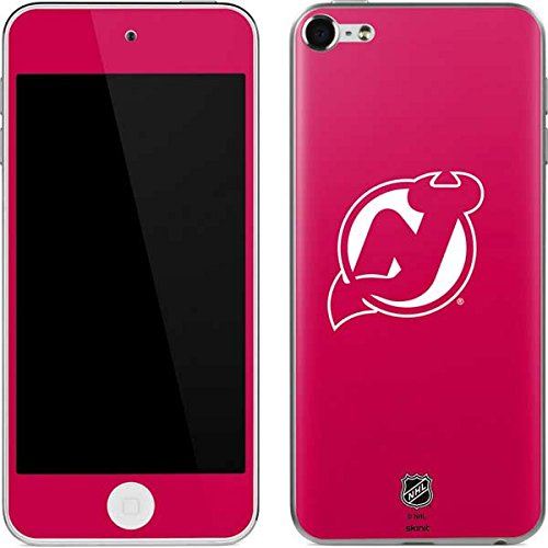 (NHL New Jersey Devils iPod Touch (6th Gen, 2015) Skin - New Jersey Devils Color Pop Vinyl Decal Skin For Your iPod Touch (6th Gen, 2015))