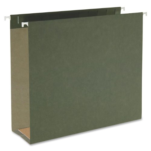 Smead Letter File Cabinet - Smead Box Bottom Hanging File Folder, 3