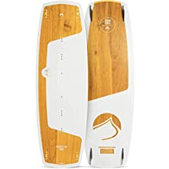 The 2019 Liquid Force OVERDRIVE Kiteboard is a light wind freestyle twin tip that brings performance to larger riders or marginal conditions. Featuring a flat bottom, ample width, minimal rocker, and a simple yet classic and effective outline...