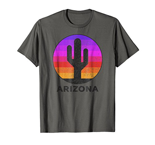 Saguaro Cactus T-Shirt - Arizona Cactus - Womens Arizona T-shirt