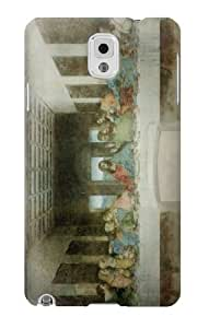 S0173 Leonardo Da Vinci The Last Supper Case Cover for Samsung Galaxy Note 3