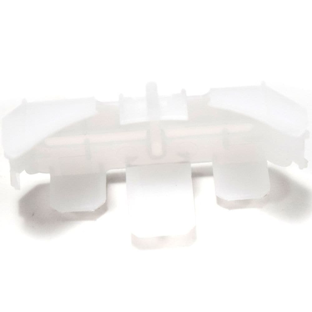 Samsung DA63-02183A Refrigerator Ice Maker Thermostat Cover Genuine Original Equipment Manufacturer (OEM) Part White