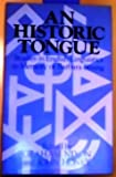 An Historic Tongue : Studies in English Linguistics in Memory of Barbara Strang, Graham Nixon, 0415003105