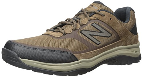 New Balance Men's MW669BR Walking Shoe, Brown, 11.5 D US (Mens New Balance Shoes Hiking)