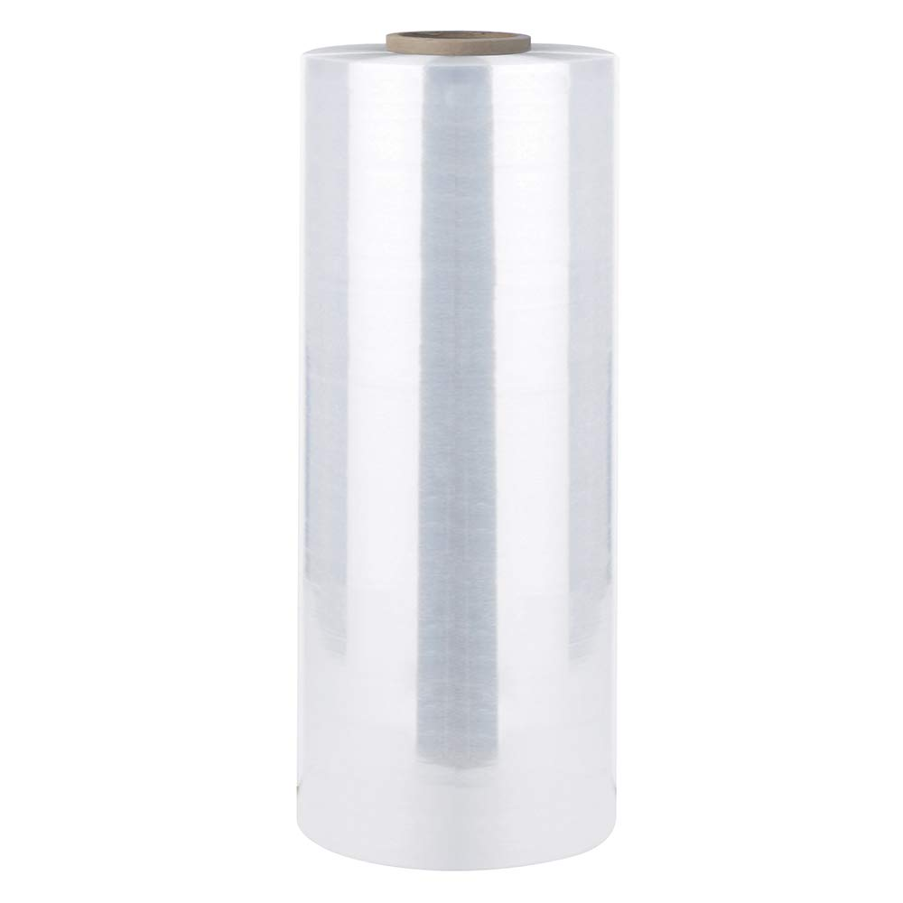 IPG Hand Wrap Stretch Film, 15'' x 1500 ft, (Single Roll, NO Handles)