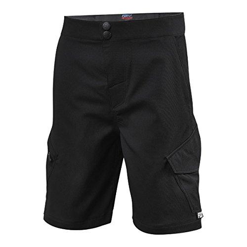 Fox Racing Ranger Cargo Shorts - Boys' Black/Black, (Fox Racing Ranger Cargo)