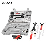 Lixada Professional Bicycle Maintenance Kit Set Multi-function Cycling Bike Repair Tool Kit Set