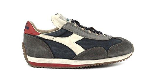 Diadora Sneaker Equipe SW Dirty Evo 201.173899 Blue Nights/Charcoal Gray