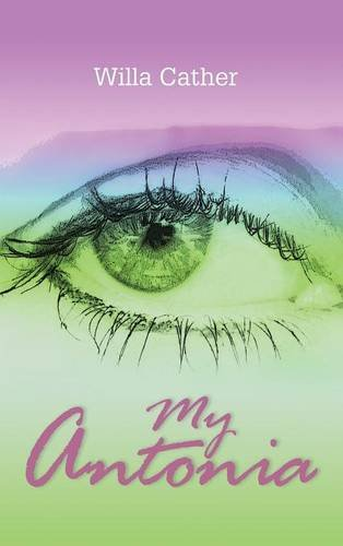 book cover of My Antonia