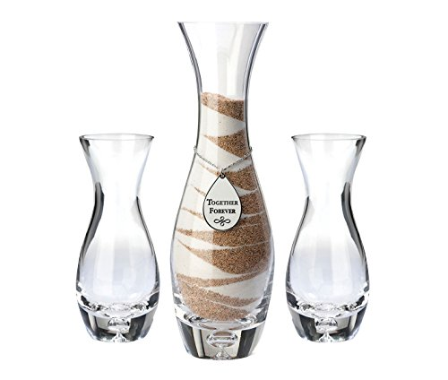 (Lillian Rose Wedding Ceremony Unity Sand Vases Together Forever)