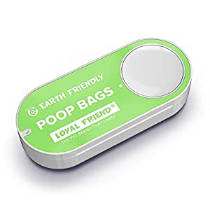 Earth Friendly Dash Button from Amazon