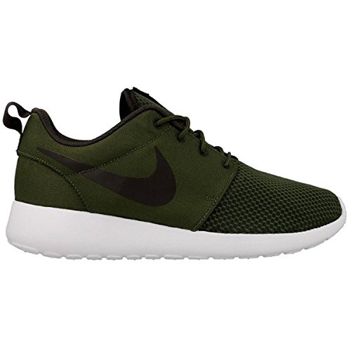 Nike - SCARPE NIKE ROSHE ONE SE VERDE MILITARE P/E 2017 844687-300 - 305894 - 44.5