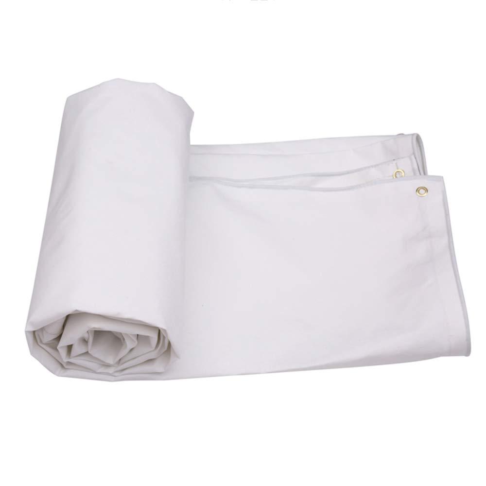 ZZHF pengbu Plane, LKW Outdoor Canvas Rainproof Sonnencreme Wasserdichte Sonnenschutz Tuch Schuppenstoff (größe : 3m2m)