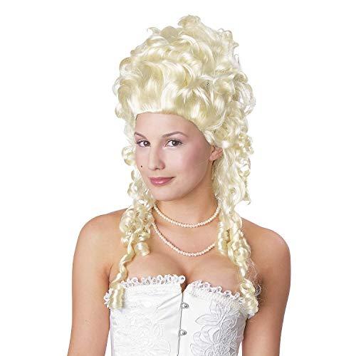 Fun Express - Marie Antoinette Wig Blonde for Halloween - Apparel Accessories - Costume Accessories - Wigs & Beards - Halloween - 1 Piece -