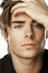 Zac Efron 18X24 Poster Highschool Musical Actor - Rare! #04
