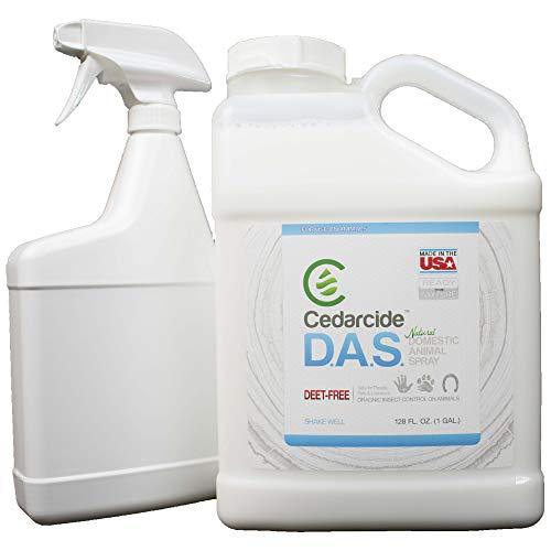 DAS (Domestic Animal Spray) - Gallon by CedarCide by CedarCide (Image #1)
