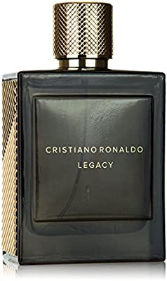 LEGACY * Cristiano Ronaldo 3.4 oz / 100 ml EDT Men Cologne Spray