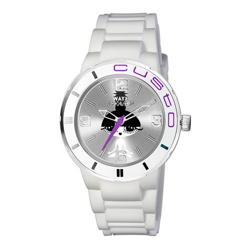 Reloj Watx Custo Rewa1603 Mujer Gris