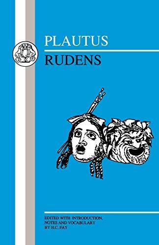 Plautus: Rudens (Latin Texts)