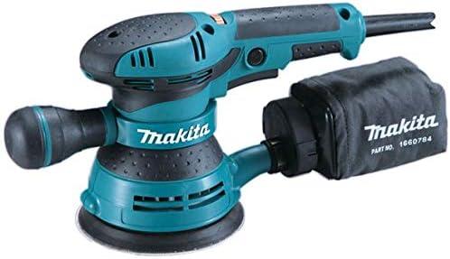 Makita Makpac Gr/ö/ße 2 Makita BO5041 Exzenterschleifer 125 mm  /Ø 821550-0