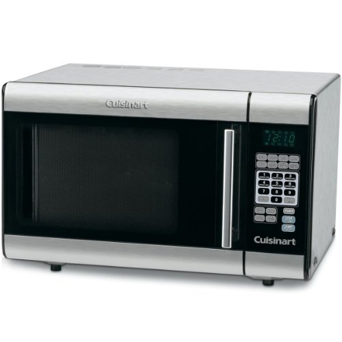 Cuisinart CMW-100 1-Cubic-Foot Stainless Steel Microwave Oven Cuisinart Microwave Ovens