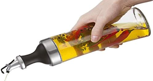 Olive Herb Infusion Dispenser Bottle