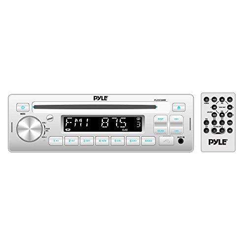 Pyle FM MPX Marine Receiver PLCD35MR