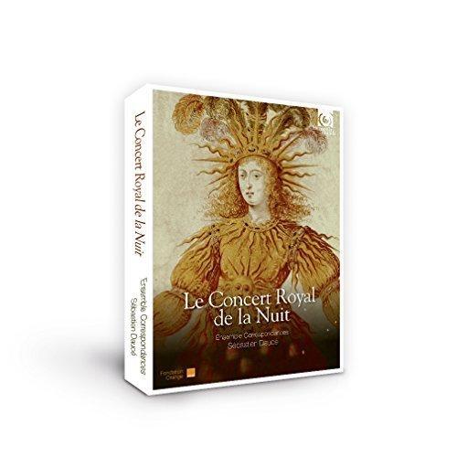 Le Concert Royal de la Nuit by Ensemble Correspondances, Sebastien Dauce : Sebastien Dauce Ensemble Correspondances: Amazon.es: Música