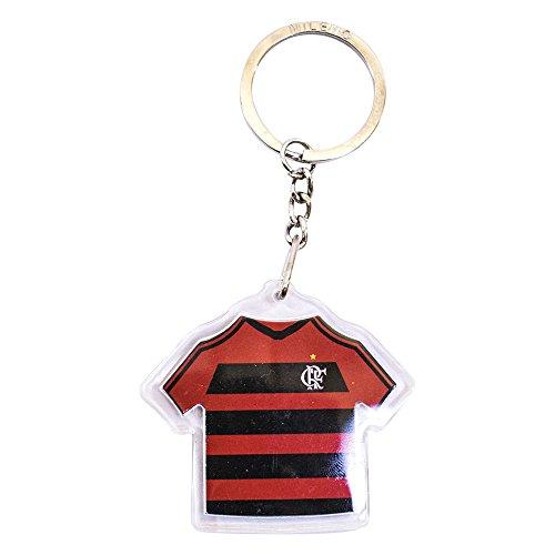 Chaveiro Camisa Times - Flamengo