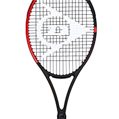 Dominate with control and spin. Designed for advanced players with big swings. The racket has excellent feel and allows for aggressive shots with additional spin to dominate the game.