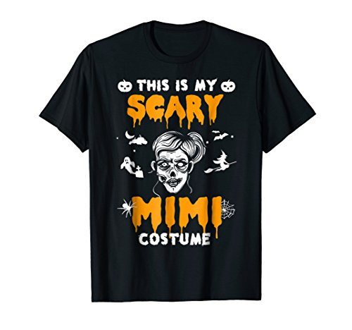 This Is My Scary Mimi Costume Halloween Gift (Is A Mime A Good Halloween Costume)