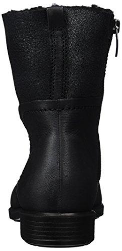 ECCO Touch 25 B, Stivali Donna Nero (Black/Black)