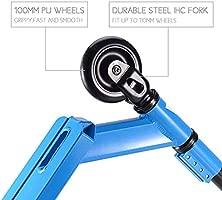 JY-Patinete Trucos de rotación de 360 ° Pro Stunt Scooter ...