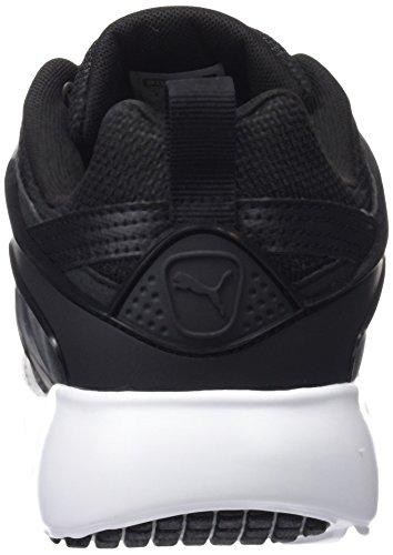 Puma Aril Blaze - Zapatillas para hombre Negro (Schwarz (black-white 04))