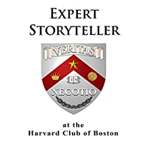 Expert Stories at the Harvard Club of Boston