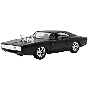 jada fast furious 1970 dodge charger with engine blower hard top 1 32 scale diecast model car. Black Bedroom Furniture Sets. Home Design Ideas
